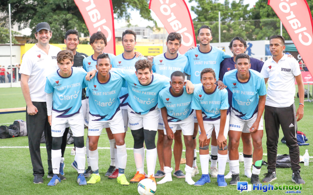 Copa Intercolegial Claro 2019