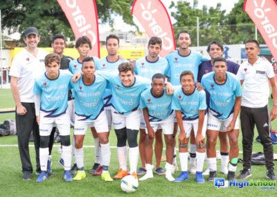 Copa Intercolegial Claro 2019
