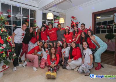 Cena Navideña Grupo 2