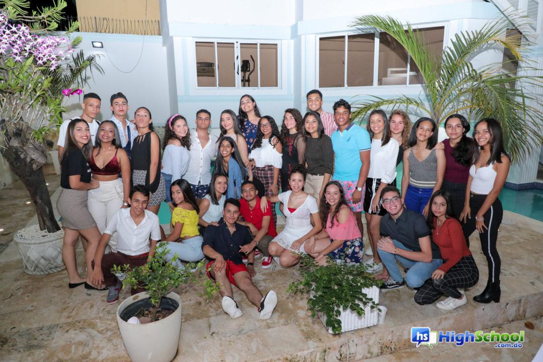 Cena de Navidad Grupo 1